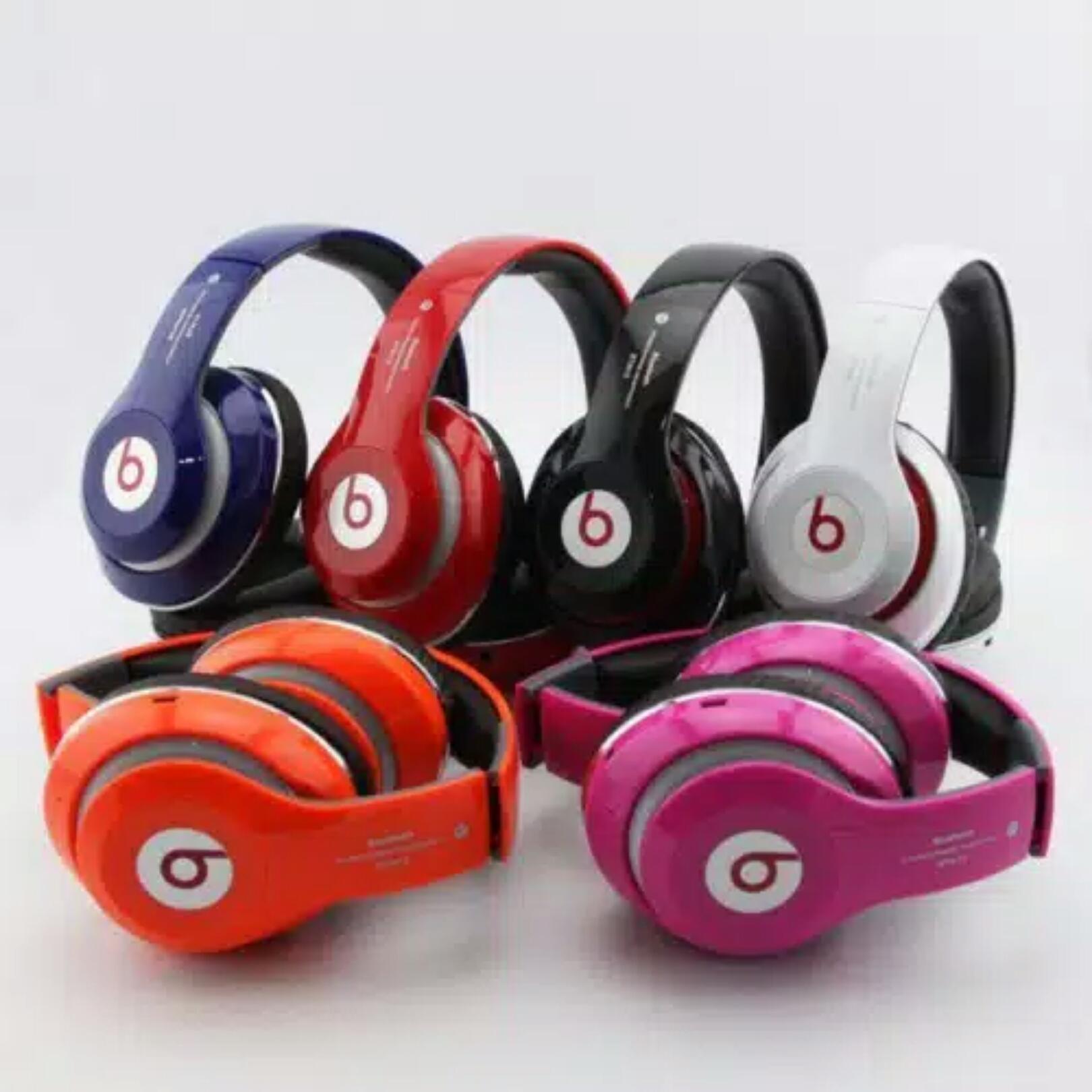 Jual Headphone Beats Bluetooth Zack Accesories